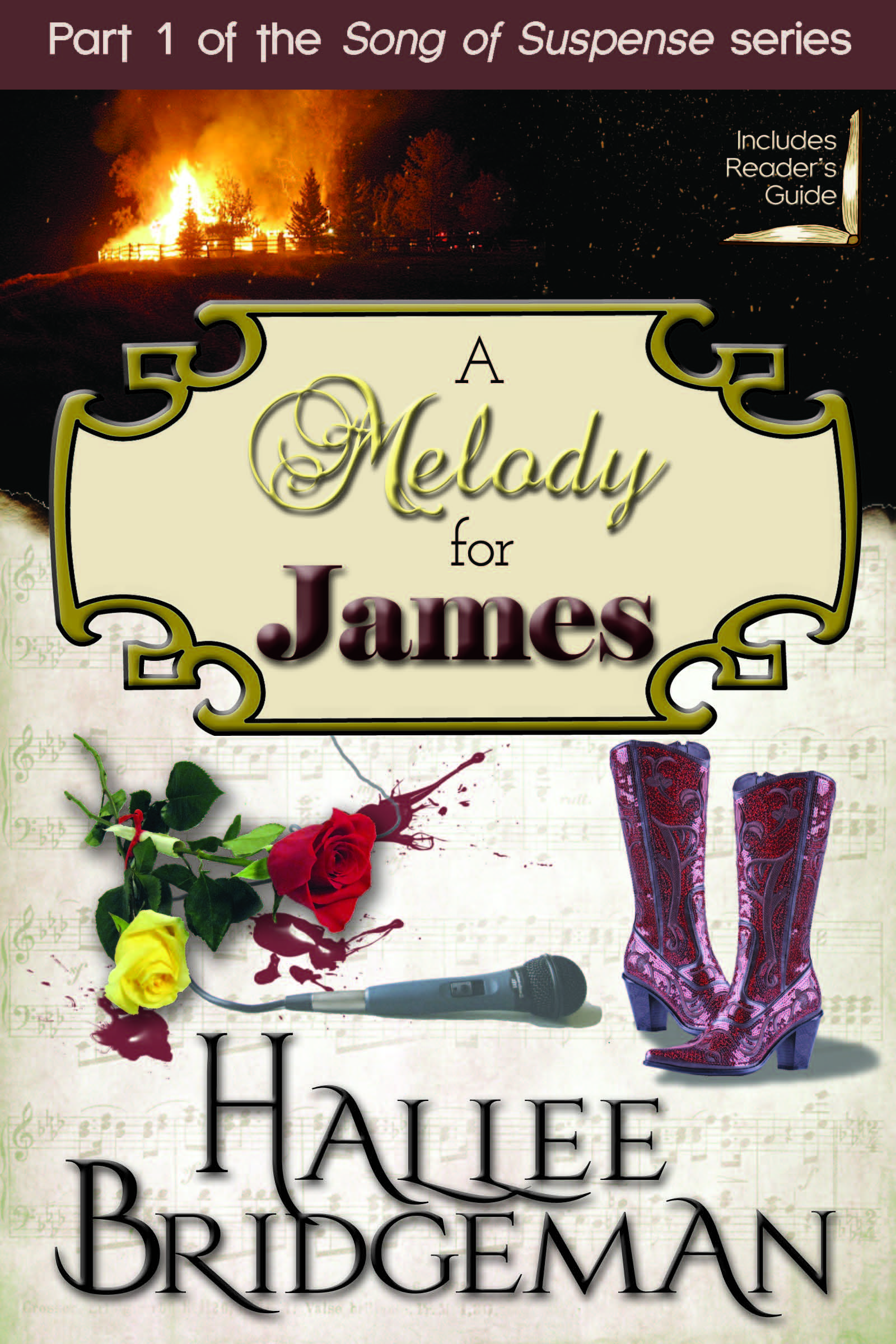A Melody for James is Available Now!