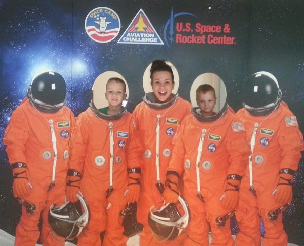space rocket center