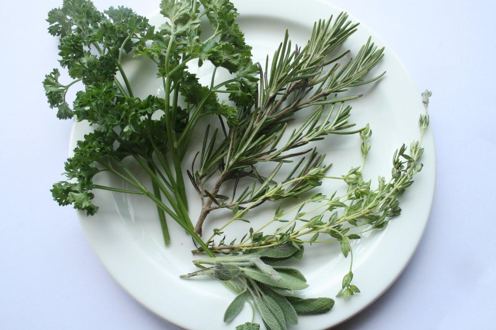 Italian Seasoning or Rub (Parsley, Sage, Rosemary & Thyme)