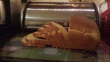 Our Daily Bread: Delicious Whole Grain Bread