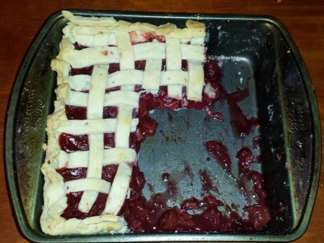 square pie